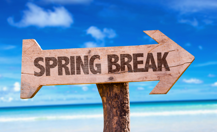 Image result for spring break travel tips